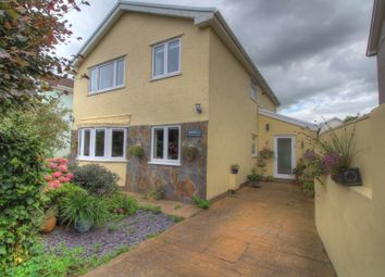Thumbnail 4 bed detached house for sale in Wick Road, Ewenny, Bridgend