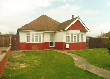Thumbnail 3 bed detached bungalow for sale in Crabtree Lane, Lancing