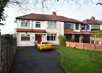 Thumbnail 4 bed semi-detached house for sale in Ox Hey Lane, Lostock, Bolton