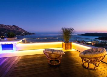 Thumbnail 3 bed apartment for sale in Stunning Penthouse With Views, Becici, Budva Riviera, Montenegro, 85310