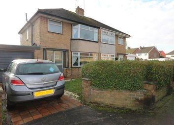 Thumbnail 3 bedroom semi-detached house to rent in Rossmore Road West, Little Sutton, Ellesmere Port