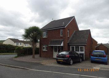 Thumbnail 3 bed property to rent in Lane End Park, Barnstaple