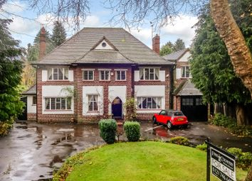 Thumbnail 6 bed detached house for sale in Westfield Road, Edgbaston, Birmingham