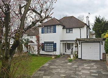 Thumbnail 3 bed detached house for sale in Wimborne Avenue, Chislehurst