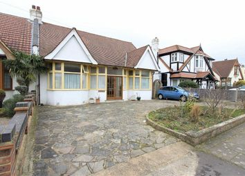 Thumbnail 2 bed semi-detached bungalow for sale in Parkway, Seven Kings, Essex