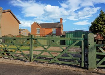 Thumbnail 3 bed detached house for sale in Grotto Road, Market Drayton
