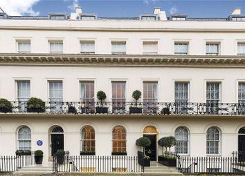 Thumbnail 7 bedroom terraced house for sale in Chester Terrace, Regent's Park, London
