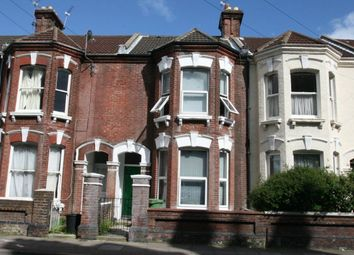 Thumbnail 1 bedroom terraced house to rent in Lawrence Road, Southsea