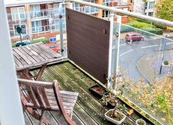 Thumbnail 1 bed flat for sale in Penstone Court, Chandlery Way, Cardiff Bay