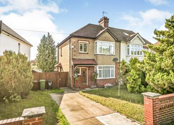 Thumbnail 3 bedroom semi-detached house for sale in Chatham Road, Maidstone