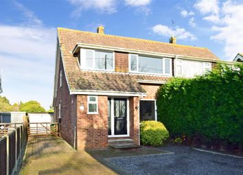 Thumbnail 3 bed semi-detached house for sale in Littlestone Road, Littlestone, Kent