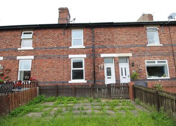 Thumbnail Terraced house to rent in Railway Cottages, South Newsham, Blyth