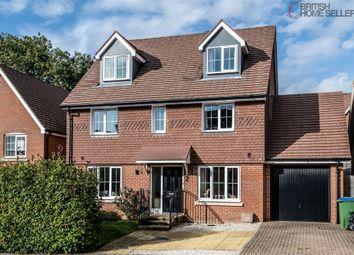 Thumbnail 5 bed detached house for sale in The Alders, Billingshurst, West Sussex