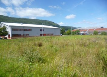 Thumbnail Industrial for sale in Plot Vale Of Neath Business Park, Resolven