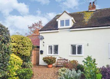 Thumbnail 2 bed end terrace house for sale in Salcott, Maldon, Essex