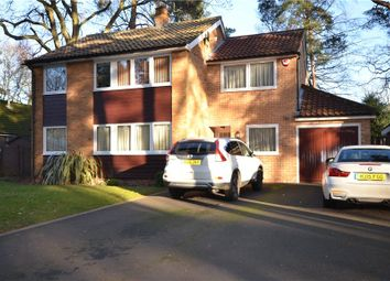 Thumbnail 4 bed detached house for sale in Parkway, Crowthorne, Berkshire
