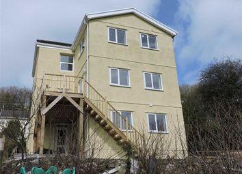 Thumbnail 4 bedroom detached house for sale in Graig Road, Godrergraig, Swansea