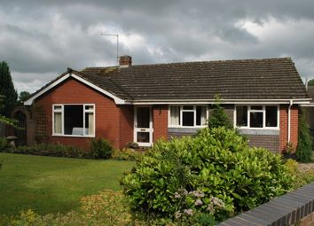 Thumbnail 2 bed detached bungalow to rent in Alport Road, Whitchurch, Shropshire