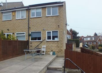 Thumbnail 2 bed terraced house to rent in Stoney Lane, Horsforth, Leeds, West Yorkshire