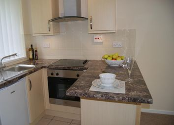 Thumbnail 1 bed flat for sale in Middleham Road, Newton Hall, Durham
