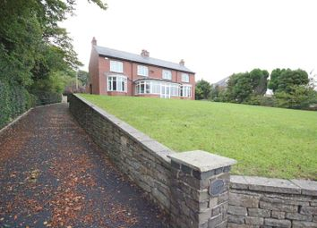 Thumbnail 4 bed detached house to rent in Bardon Mill, Hexham