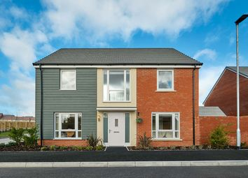 Thumbnail 4 bed detached house for sale in Old Castle Road, Longhedge, Salisbury