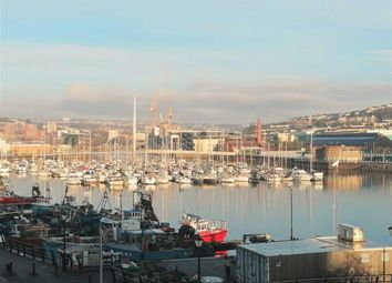 Thumbnail 2 bed flat for sale in Marina Villas, Marina, Swansea