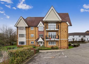 Thumbnail 2 bed flat for sale in Brisley Close, Ashford, Kent