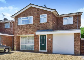 Thumbnail 4 bed detached house for sale in Bennet Close, Stony Stratford, Milton Keynes