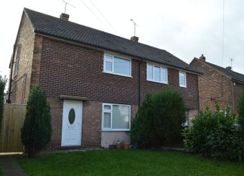 Thumbnail 2 bed semi-detached house to rent in Ruskin Drive, Castleford