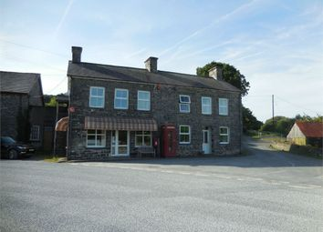 Thumbnail Commercial property for sale in Llanfair Bridge Stores, Llanfair Clydogau, Lampeter, Ceredigion