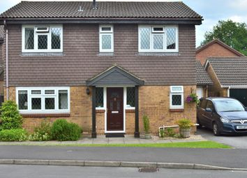 Thumbnail 4 bed detached house for sale in Walker Gardens, Hedge End