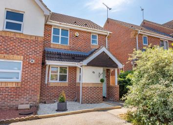 Thumbnail 2 bed end terrace house for sale in Boleyn Close, Maidenbower, Crawley, West Sussex