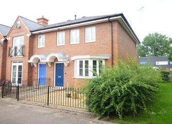 Thumbnail 2 bed town house to rent in Marne Close, Warwick