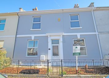 Thumbnail 4 bed terraced house for sale in Warren Street, Keyham, Plymouth