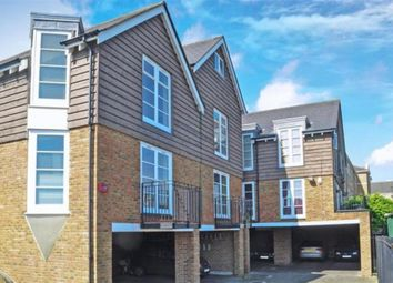 Thumbnail 3 bed terraced house for sale in Pier Road, Greenhithe