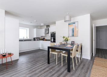 Thumbnail 3 bedroom flat for sale in Villiers Court, Cheam Road, Ewell