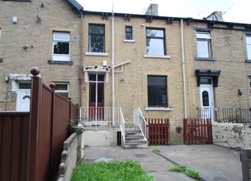 Thumbnail 2 bed terraced house for sale in First Street, Low Moor, Bradford