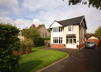 Thumbnail 4 bed detached house for sale in Crewe Road, Wistaston, Crewe