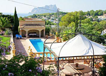 Thumbnail 5 bed villa for sale in San Jaime, Benissa, Alicante, Valencia, Spain