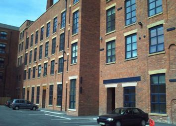 Thumbnail 1 bed flat to rent in Pollard Street, Manchester