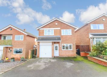 Thumbnail 4 bed detached house for sale in The Beeches, Polesworth, Tamworth