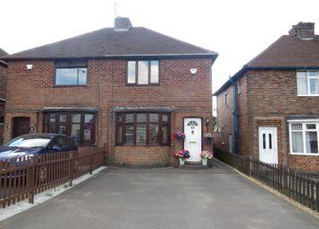 Thumbnail Semi-detached house for sale in Kilbourne Road, Belper