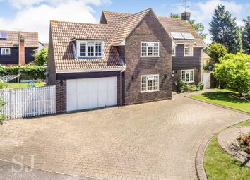 Thumbnail 5 bed detached house for sale in The Cobbins, Burnham-On-Crouch