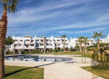 Thumbnail 2 bed apartment for sale in Pueblo Salinas, Vera, Almería, Andalusia, Spain