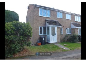 Thumbnail 1 bed semi-detached house to rent in Birdcombe Road, Westlea, Swindon