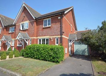 2 bed end terrace house for sale in Old School Close, Fleet GU51