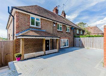 Thumbnail 4 bed semi-detached house for sale in Maidstone Road, Horsmonden, Tonbridge, Kent