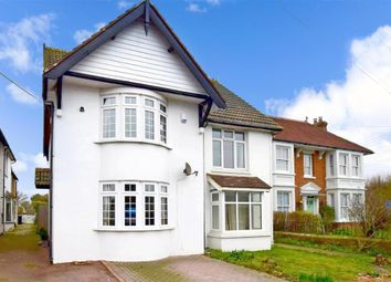 Thumbnail 4 bed semi-detached house for sale in Station Road, Headcorn, Ashford, Kent