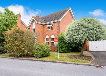 Thumbnail 4 bed detached house for sale in Stokesay Lane, Berkeley Pendesham, Worcester